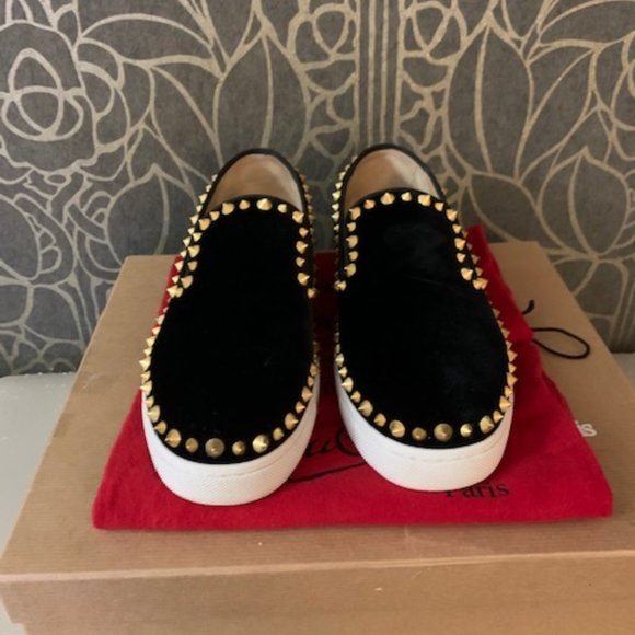Christian Louboutin Sneakers - Size 37.5